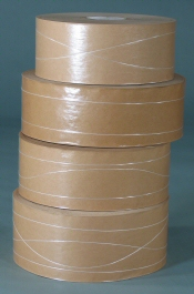 Selection of plain and reinforced tapes